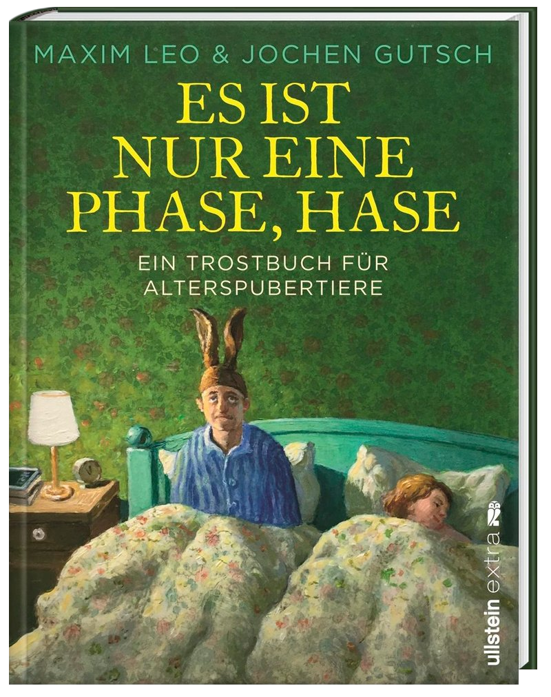 Cover: Buch